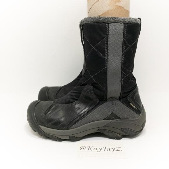 Keen Betty Waterproof 200g Black Winter Boots